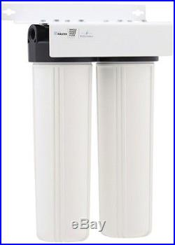 Whole House Water Filtration System Carbon Spun Fiber with Pressure Performance